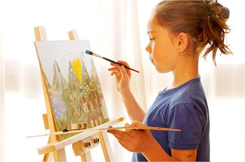 Как проводить уроки рисунка